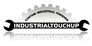 industrial touch up paint logo